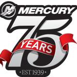 Mercury t5-års jubileumslogo